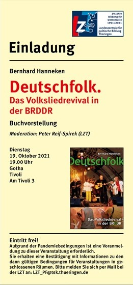 Foto vom Flyer der Veranstaltung
