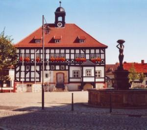 Foto: Köhler, Kampf um Büro im Rathaus