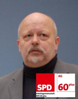 Ernst-Martin Stüllein, Kreisvorsitzender AG 60+